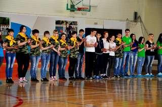Уссурийская молодёжь приняла участие в фестивале агитбригад «Мы выбираем здоровье»