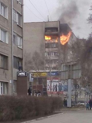 Уссурийск приходит в себя от сильнейшего пожара в центре города