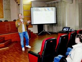 Уссурийской молодёжи рассказали о развитии студенческих отрядов в Приморском крае