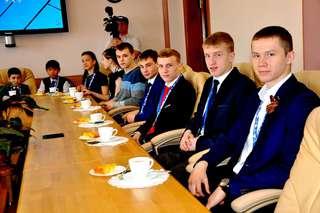 Глава администрации УГО лично поздравил участников Всероссийских соревнований по каратэ «Кубок успеха»