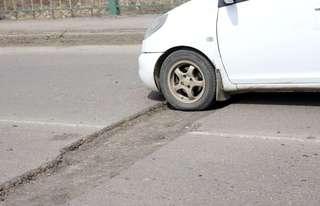 Сегодня движение на улице Чичерина затруднено в связи с дорожными работами