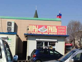 Снос нестационарных торговых объектов продолжается в Уссурийске