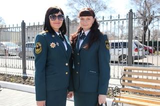 Торжественное мероприятие в честь профессионального праздника работников пожарной охраны состоялось в Уссурийске