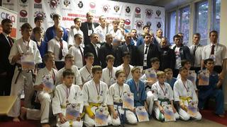 Приморские кудоисты завоевали медали на Дальневосточных юношеских играх боевых искусств в Хабаровске