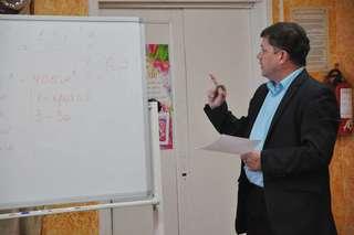 Заключительный обучающий семинар «Школа управдома» состоялся в микрорайоне «Доброполье»