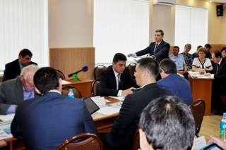 Отчет о деятельности администрации УГО за 2015 год единогласно принят депутатами Думы УГО