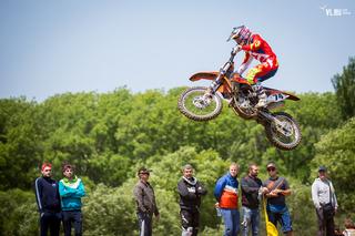 Мотокроссеры Дальнего Востока открыли второй этап краевого чемпионата в Уссурийске