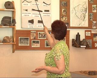 Ученики школы городка Воздвиженка увлекаются археологией