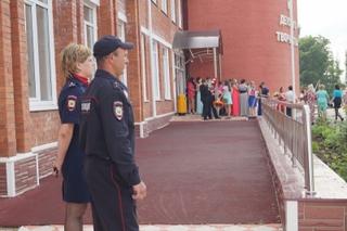 Сотрудники полиции обеспечат безопасность проведения школьных выпускных вечеров в Приморье