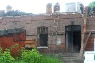 Снос аварийных домов продолжаетсяв Уссурийске