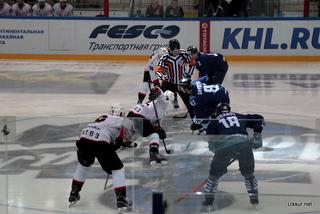 Приморская хоккейная команда «Тайфун» будет базироваться в Уссурийске