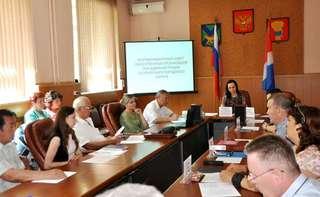 Заседание Координационного совета общественных организаций состоялось в Уссурийске