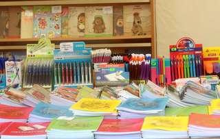 Широкий ассортимент школьных товаров предлагает специализированная ярмарка «Все к школе» в Уссурийске