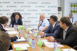 Сбербанк представил свою программу развития рыбного кластера в Сахалинской области
