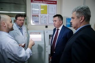 Два эндоскопа приобретут для центральной городской больницы Уссурийска