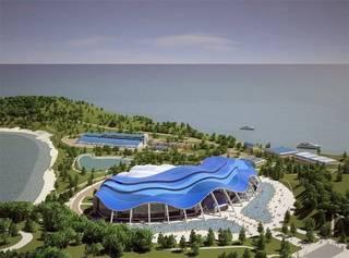 Приморский океанариум на острове Русском откроется 6 сентября