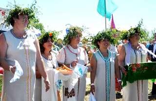 «Хоровод дружбы» собрал на поляне под Уссурийском более 1000 участников и 5000 зрителей