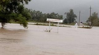 В Приморье прибыли дополнительные силы и средства МЧС России для ликвидации последствий циклона