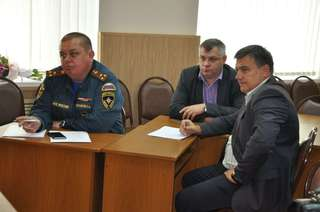 Оперативную информацию по паводковой ситуации в УГО обсудили на заседании КЧС вечером, 1 сентября