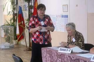 Более 100 избирательных участков работают в Уссурийском городском округе