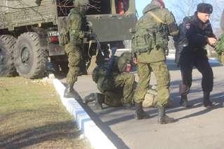 Практическое занятие по противодействию терроризму проведено в Уссурийске