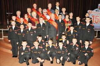 Торжественное мероприятие «Чести достойны» состоялось в Уссурийске