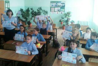 «Пятеркой безопасности» инспекторы ПДН на станции Уссурийск напомнили детям правила безопасности