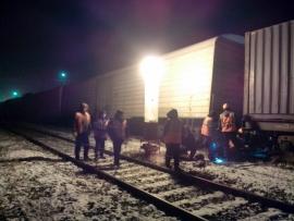 Последствия схода вагонов на станции «Уссурийск-2» оперативно ликвидированы