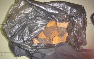 Уссурийской таможней задержаны 23 тонны березового гриба