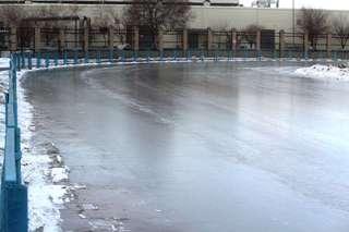 Около 30 хоккейных коробок будет действовать в Уссурийске этой зимой