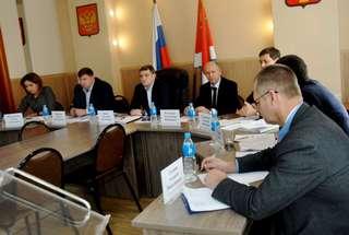 Глава администрации УГО встретился с уссурийскими резидентами Свободного порта Владивосток