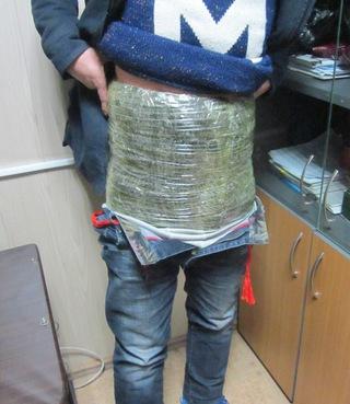 Уссурийская таможня задержала 46,5 кг незадекларированного сушеного трепанга