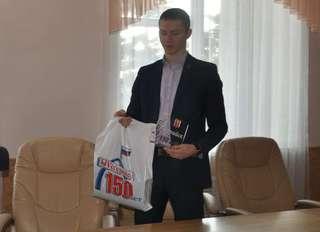 Победителем Первенства России по карате стал уссуриец Павел Дрозд