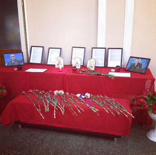 Выпускник Уссурийского суворовского училища погиб в катастрофе ТУ-154