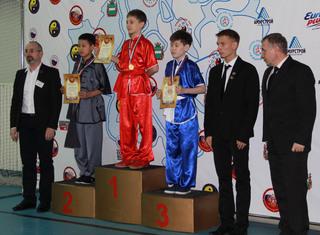 Приморцы достойно представили свой край на Чемпионате и первенстве ДФО по ушу