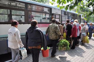 Дачные маршруты начнут работать в Уссурийске с 1 апреля