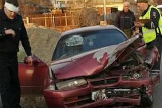 В Уссурийске водитель поплатился за гонки на дорогах