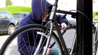В Уссурийске участились кражи велосипедов