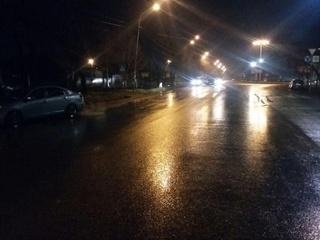 В Уссурийске в ДТП пострадала 15-летняя девочка