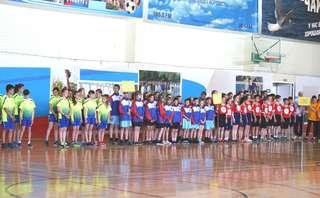 «Президентские спортивные игры» собрали более 200 школьников со всего Приморского края в Уссурийске