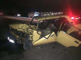В Уссурийске в ДТП погибли двое мужчин