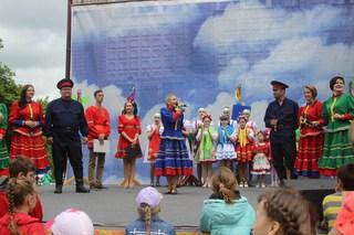 В Уссурийске прошел фестиваль прикладного творчества и народных промыслов «Капель»