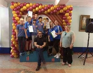 Уссурийцы завоевали первое место в краевом этапе комплекса ГТО
