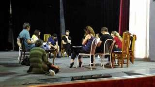 «Театральная лаборатория» приступила к работе в уссурийском театре драмы им. В.Ф. Комиссаржевской