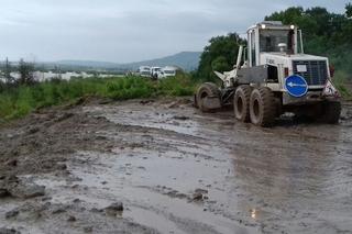 Движение между Раздольным и Славянкой в Приморье восстановлено - Примавтодор