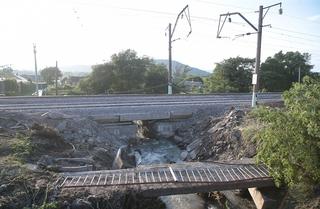 Движение по Транссибирской магистрали в Приморье восстановлено в обе стороны