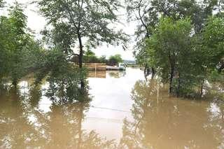 В Уссурийском городском округе продолжаются аварийно-восстановительные работы