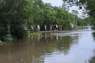 Комплексные работы по водоотведению на улице Московской проходят в Уссурийске