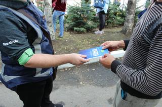 В Уссурийске полицейские и дружинники провели акцию «STOP! Коррупция!»