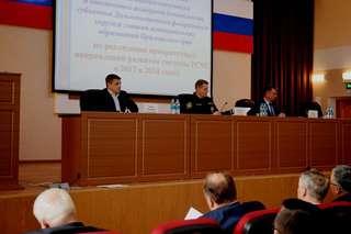 Главы муниципалитетов Приморья учились управлять рисками в Уссурийске